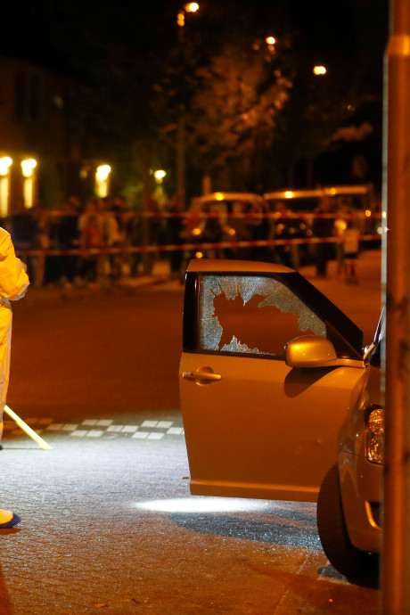 15 jaar cel voor doodschieten Eindhovenaar Fouad Rashidi