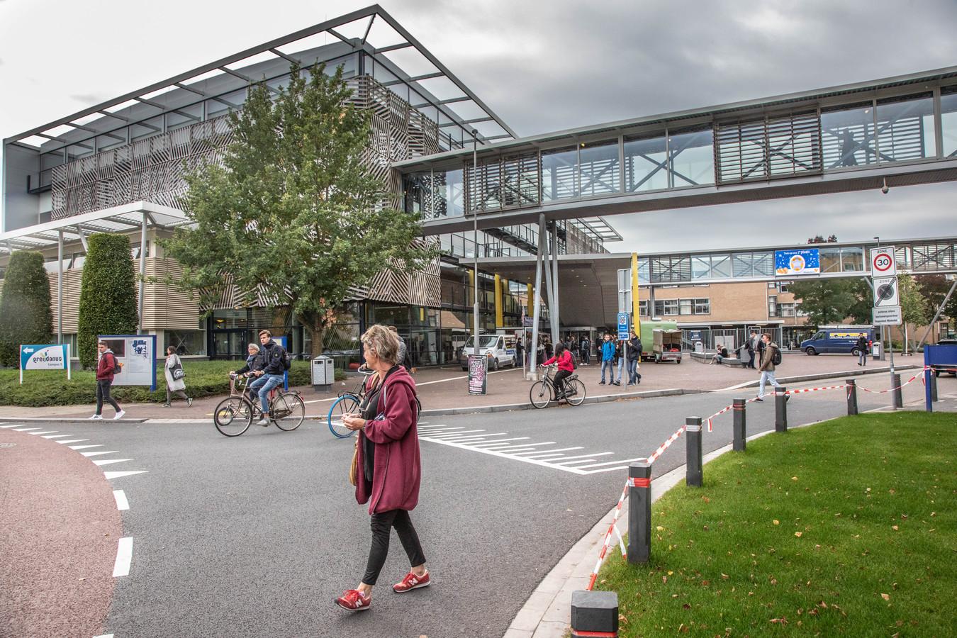 Veel studenten van hogeschool Windesheim wonen in Zwolle op kamers.