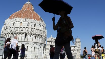 Van Venetië tot de toren van Pisa: overstromingen door zeespiegelstijging bedreigen werelderfgoed