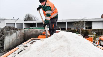 Sneeuw en vrieskou, maar problemen blijven uit