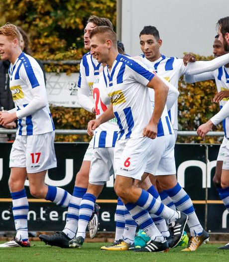 FC Lienden op oorlogssterkte richting Tiel