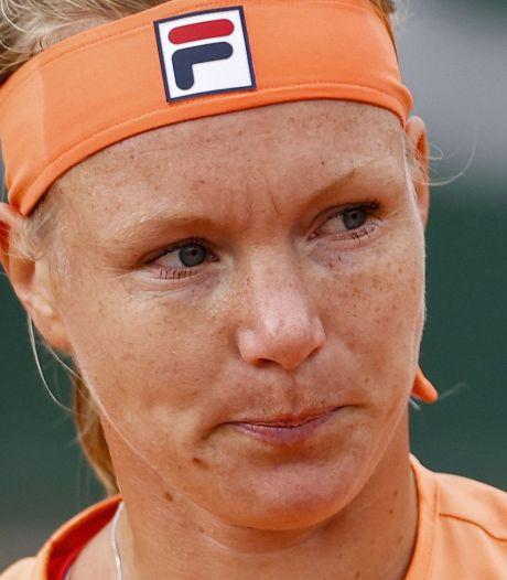Omstreden partij op Roland Garros bezorgt Bertens derde plek in top 25 marathonduels