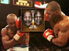 Holyfield wil uitgedaagd worden door Tyson: 'Anders zou ik een pestkop zijn'