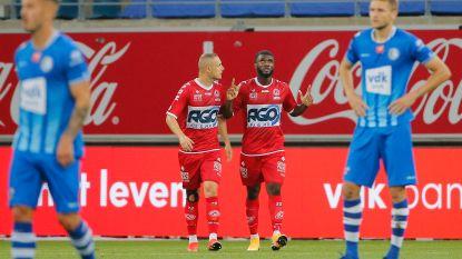 LIVE. AA Gent moet achtervolgen: Moffi maakt er 0-1 van!