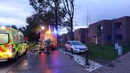 Man (48) raakt zwaargewond bij woningbrand