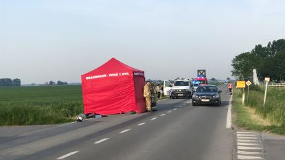 Fietser (66) sterft bij ongeval in Middelkerke