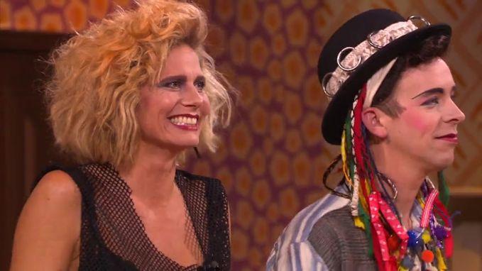 Boy Jonas en Madonna Meskens. Oh, boy, wat een jaar!