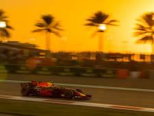Max in Abu Dhabi: vechten met Rosberg en 'slapend' achter Kimi aan