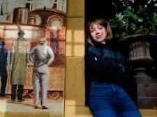Deze Oud-Beijerlandse maakt haar debuut als schrijver, maar droomt nog volop verder