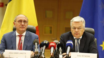 """Reynders en Vande Lanotte vragen snelle regeringsvorming: """"Scenario van 2010 en 2011 niet meer herhalen"""""""