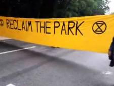 Extinction Rebellion bloque une nouvelle fois le bois de la Cambre