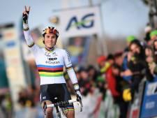 Sanne Cant championne de Belgique pour la 11e fois, Thibau Nys champion junior