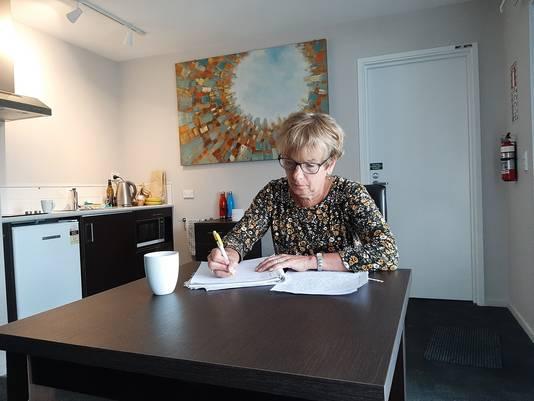 Lenie Siebers schrijft haar verhaal.