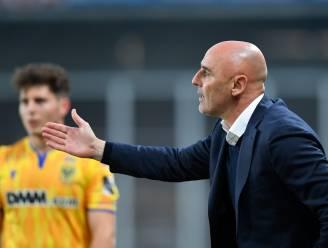 Wedstrijd van de laatste kans voor STVV-coach Muscat
