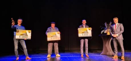 Niet één, maar twee Goudhaentjes in Raalte dit jaar: dit zijn de winnaars