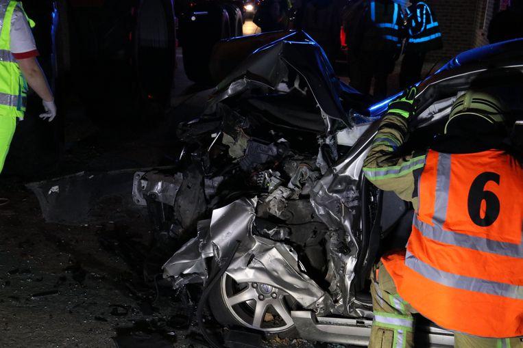 Ongeval Boterdael