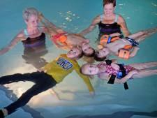 Zwemles wordt heus zwemavontuur in Delden