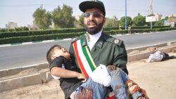 """Beschuldigde Iraanse oppositiegroep uit Den Haag: """"Wij pleegden aanslag niet"""""""