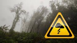 Storm trekt over Vlaanderen: rukwinden tot 105 km/u, bijna overal code oranje