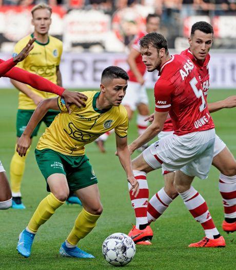 Ugur tweede Fortunees bij FC Dordrecht