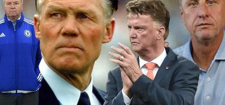 Michels, Cruijff of toch Van Gaal?