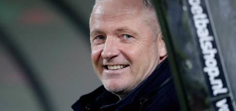NEC-trainer De Gier is ervan overtuigd dat NEC de nacompetitie haalt
