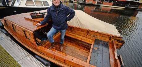 Nieuwe boot, nieuwe routes: het vaarseizoen in Almelo is in zicht