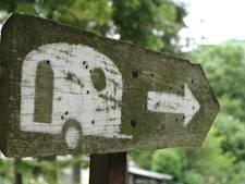In zomer geen caravanstalling op parkeerplaats Prinsenmeer in Ommel