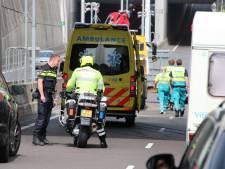 Aquaduct Middelburg afgesloten na ongeval