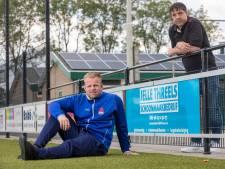 Spits van Rijswijks vriendenteam schopt het tot Nederlands elftal