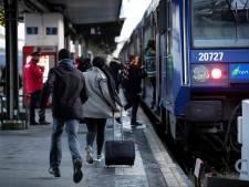 Grève en France: début de semaine chaotique en vue dans les transports