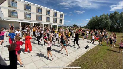 Folle et Fou danst voor senioren in De Zonnewende
