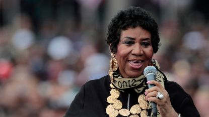 Fans nemen afscheid van overleden Queen of Soul Aretha Franklin