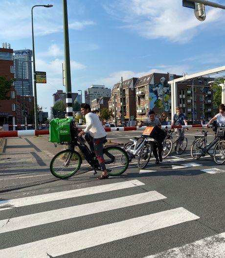 Laakbrug aan Rijswijkseweg uren dicht door storing