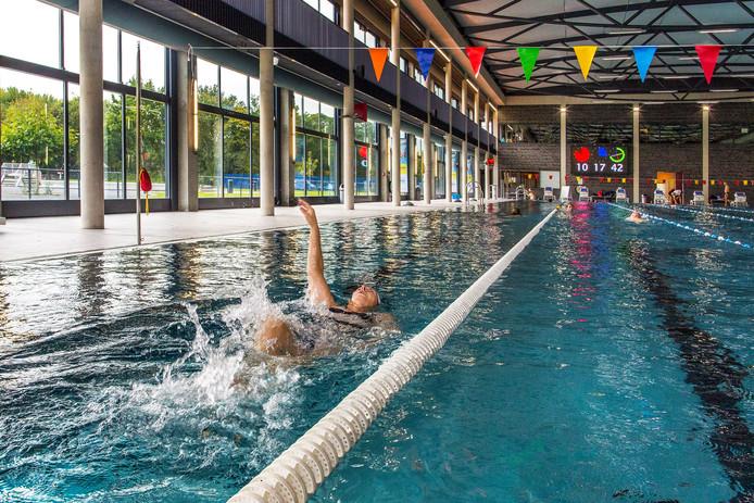 Zwembad de krommerijn wil geld verdienen utrecht ad.nl