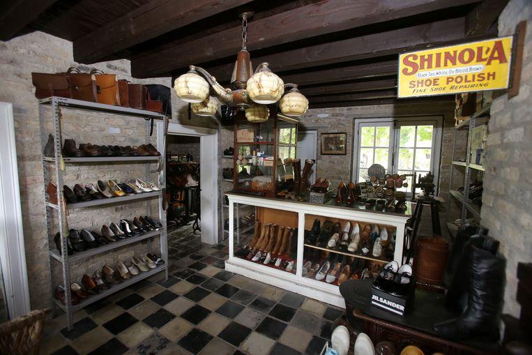 De schoenmaker.