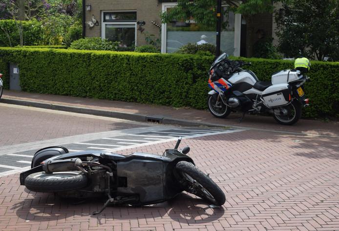 De scooter