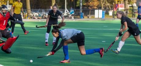 Hockeyster De Bock laat zich vooral zien