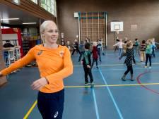 Apeldoornse Marije van Hunenstijn jaagt op de nationale sprinttop