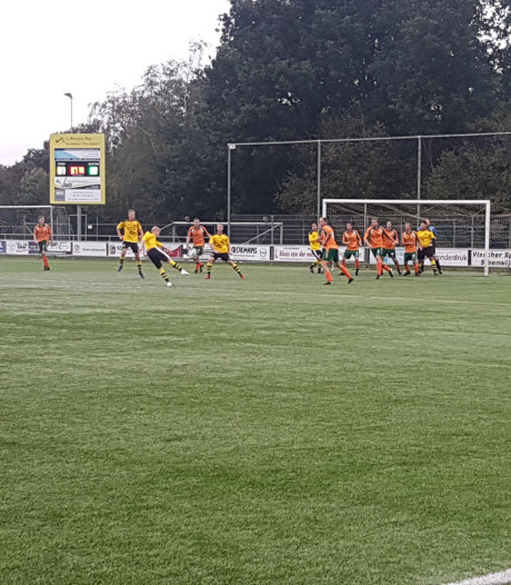 Zaterdagtak Steenwijker Boys debuteert met dompertje