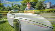 Vandalen beschadigen kunstwerk Lichtmeridiaan in openluchtmuseum Muze'um L in Roeselare
