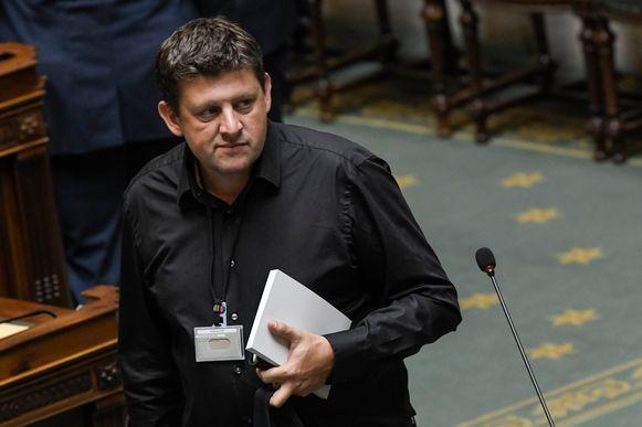 Sp.a-voorzitter John Crombez