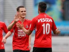 Helmond Sport verliest laatste oefenduel van Excelsior ondanks prachtgoal Vereijken