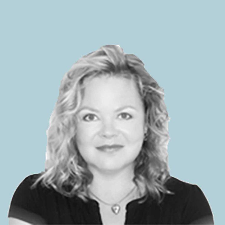 Sylvia Witteman Beeld Volkskrant