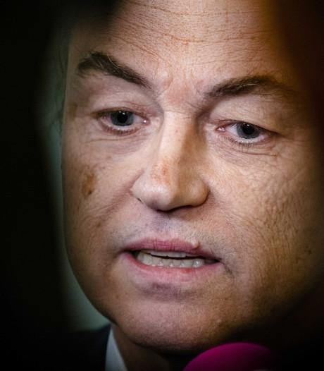 Wilders ziet in e-mails nieuw bewijs voor 'politiek proces', OM ontkent