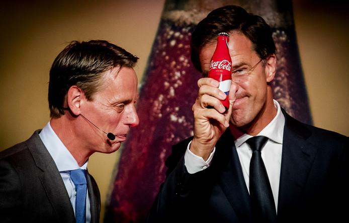 Mark Rutte.