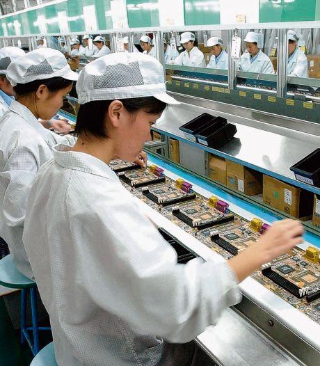 Ook zonder topmachine van ASML in Veldhoven blijft chipambitie China