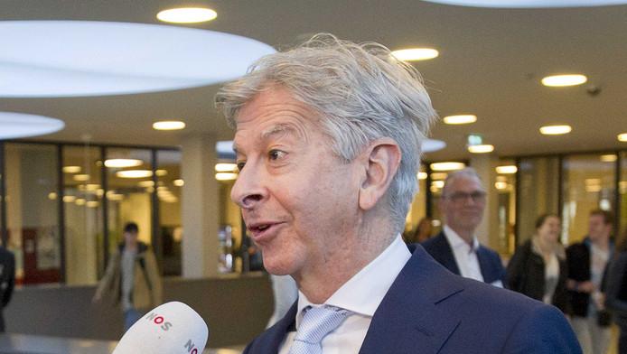 Minister Ronald Plasterk.