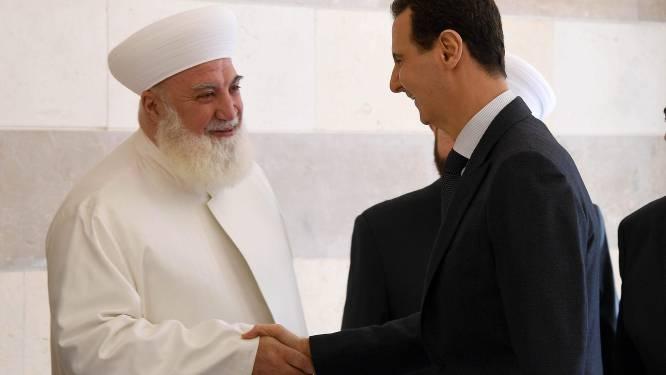 Groot-Moefti van Damascus sterft door autobom