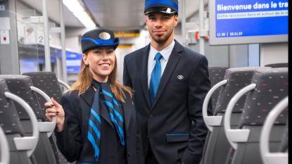 NMBS steekt personeel in het blauw met nieuw uniform